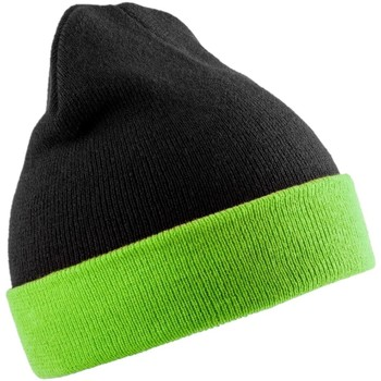 Accessories Huer Result Genuine Recycled RC930 Black/Lime Green