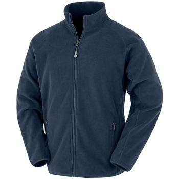 textil Herre Sweatshirts Result Genuine Recycled RS903 Navy