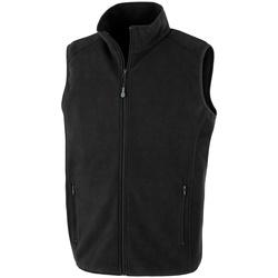 textil Herre Veste / Cardigans Result Genuine Recycled RS904 Black