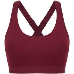 textil Dame Sports-BH Tombo TL371 Dark Burgundy
