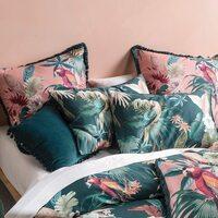 Indretning Pudebetræk, puder Linen House RV1738 Multicoloured