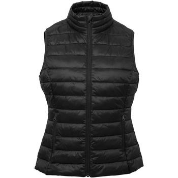 textil Dame Veste / Cardigans 2786 TS31F Black