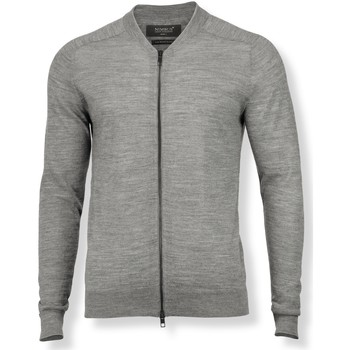 textil Herre Sweatshirts Nimbus NB93M Grey Melange