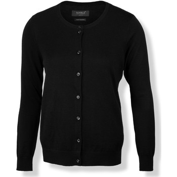 textil Dame Veste / Cardigans Nimbus NB93F Black