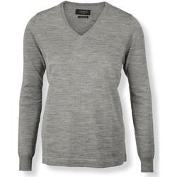 textil Dame Sweatshirts Nimbus NB92F Grey Melange