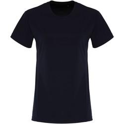 textil Dame T-shirts m. korte ærmer Tridri TR024 French Navy