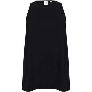 textil Dame Toppe / T-shirts uden ærmer Tombo TL507 Black