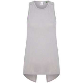 textil Dame Toppe / T-shirts uden ærmer Tombo TL507 Light Grey