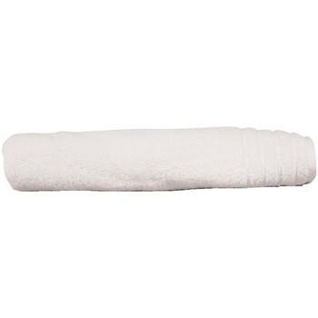 Indretning Håndklæde og badehandske A&r Towels Taille unique White