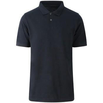 textil Polo-t-shirts m. korte ærmer Awdis EA011 Jet Black