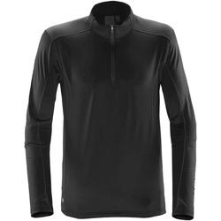 textil Herre Sweatshirts Stormtech ST177 Black/Carbon