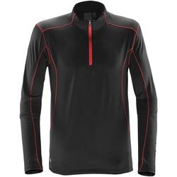 textil Herre Sweatshirts Stormtech ST177 Black/Red