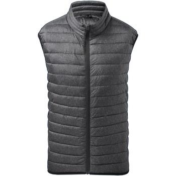 textil Herre Veste / Cardigans 2786 TS038 Charcoal Melange