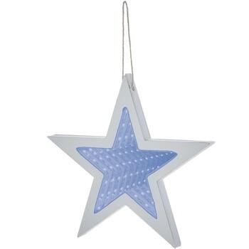Indretning Julepynt Christmas Shop RW7384 Blue