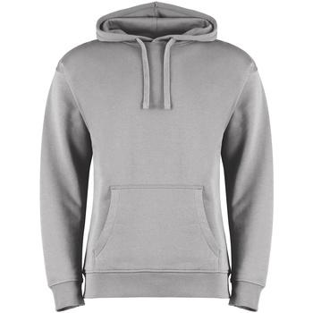 textil Sweatshirts Kustom Kit KK333 Grey Heather