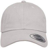 Accessories Herre Kasketter Flexfit By Yupoong YP098 Light Grey