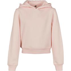 textil Pige Sweatshirts Build Your Brand BY113 Pink