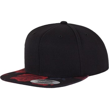 Accessories Kasketter Flexfit By Yupoong YP087 Black/Red
