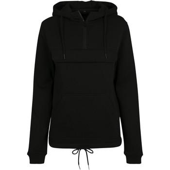 textil Dame Sweatshirts Build Your Brand BY097 Black