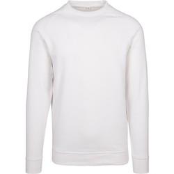 textil Herre Sweatshirts Build Your Brand BY094 White