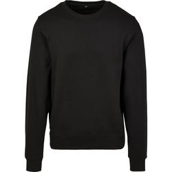 textil Herre Sweatshirts Build Your Brand BY119 Black