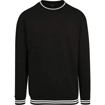 textil Herre Sweatshirts Build Your Brand BY104 Black/White