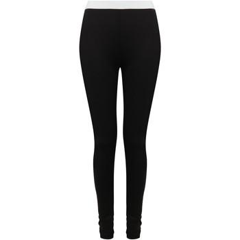 textil Leggings Sf SK426 Black/White