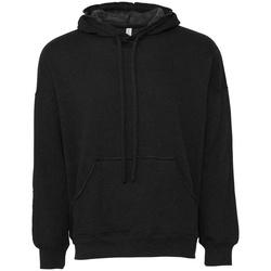 textil Sweatshirts Bella + Canvas BE132 Black Heather