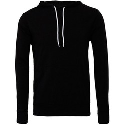 textil Sweatshirts Bella + Canvas BE105 Black