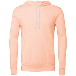 textil Sweatshirts Bella + Canvas BE105 Peach