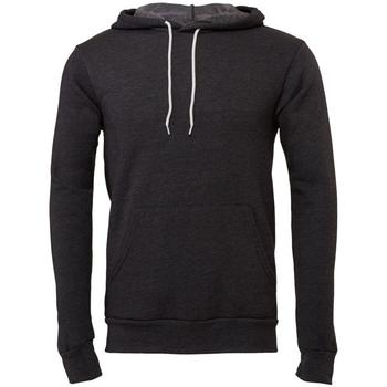 textil Sweatshirts Bella + Canvas BE105 Dark Grey Heather