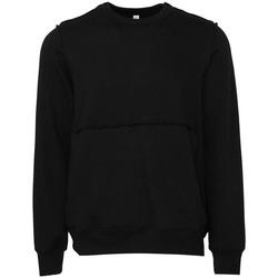 textil Sweatshirts Bella + Canvas BE133 Black