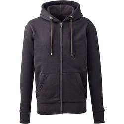 textil Herre Sweatshirts Anthem AM002 Charcoal Grey