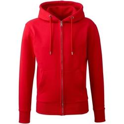 textil Herre Sweatshirts Anthem AM002 Red