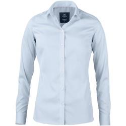textil Dame Skjorter / Skjortebluser Nimbus N101F Light Blue