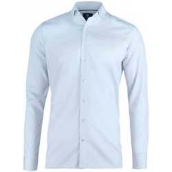 textil Herre Skjorter m. lange ærmer Nimbus N102M Light Blue