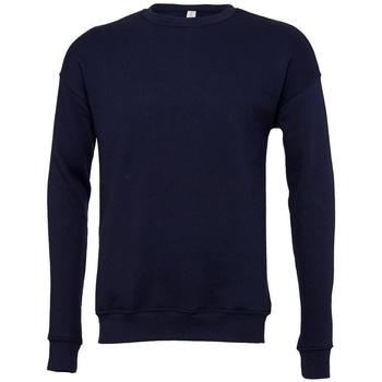 textil Sweatshirts Bella + Canvas BE045 Navy
