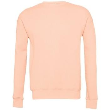 textil Sweatshirts Bella + Canvas BE045 Peach