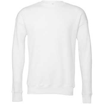 textil Sweatshirts Bella + Canvas BE045 White