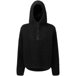 textil Dame Sweatshirts Tridri  Black