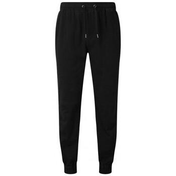 textil Herre Træningsbukser Asquith & Fox AQ055 Black