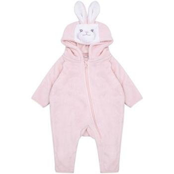 textil Børn Pyjamas / Natskjorte Larkwood LW73T Pink