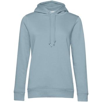 textil Dame Sweatshirts B&c  Fogle Blue