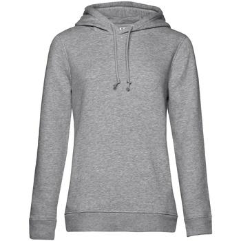 textil Dame Sweatshirts B&c  Grey Heather