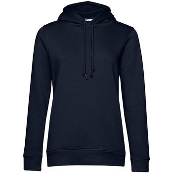 textil Dame Sweatshirts B&c  Navy