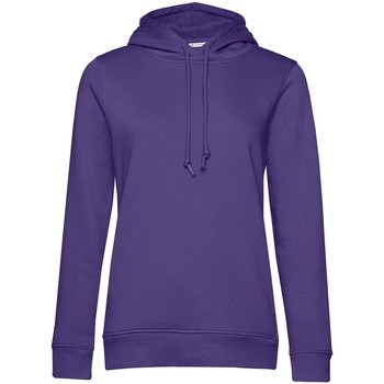 textil Dame Sweatshirts B&c  Radiant Purple