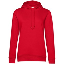 textil Dame Sweatshirts B&c  Red