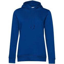 textil Dame Sweatshirts B&c  Royal Blue