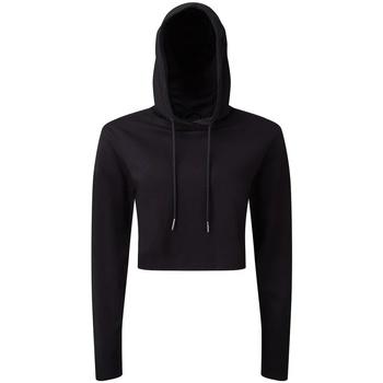 textil Dame Sweatshirts Tridri TR088 Black