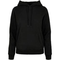 textil Dame Sweatshirts Build Your Brand BB007 Black